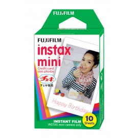 Película Instax Fujifilm MINI 2 Packs de 10 Fotos