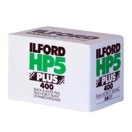 Ilford HP5 Plus 400-36 (Blanco y negro)