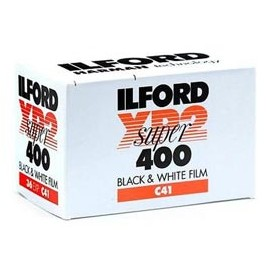 Ilford XP2 Super 400-36 (Blanco y negro)