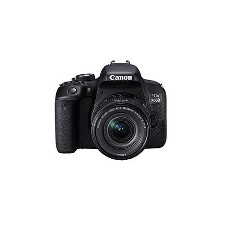 Canon Eos 800D EF-S 18-55mm F4-5.6 IS STM